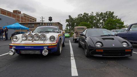Autoweek Cars in Corktown was a massive success.