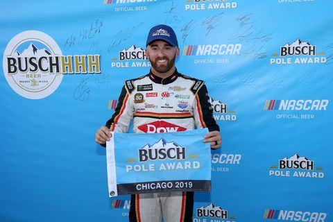 Sights from the NASCAR action at Chicagoland Speedway, Saturday June 29, 2019.