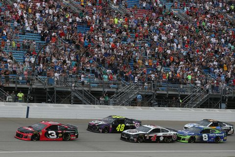 Sights from the NASCAR action at Chicagoland Speedway, Sunday June 30, 2019