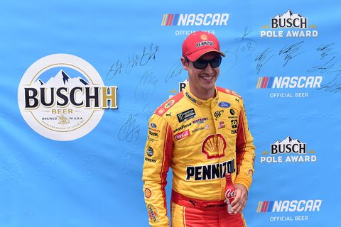 Sights from the NASCAR action at Michigan International Speedway, Saturday June 8, 2019.