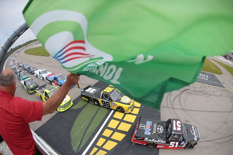 Sights from the NASCAR action at Iowa Speedway, Sunday June 16, 2019