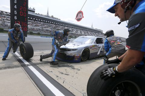 Sights from the NASCAR action at Pocono Raceway, Saturday June 1, 2019.