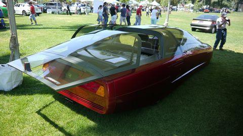 1986 Ford Ghia Probe V