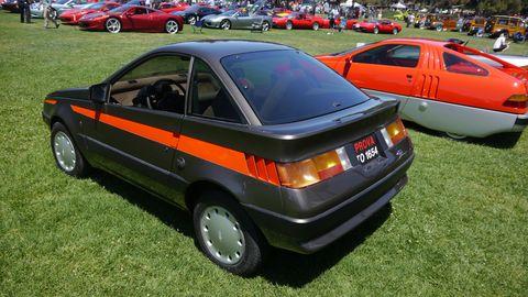 1982 Ford Ghia Shuttler concept