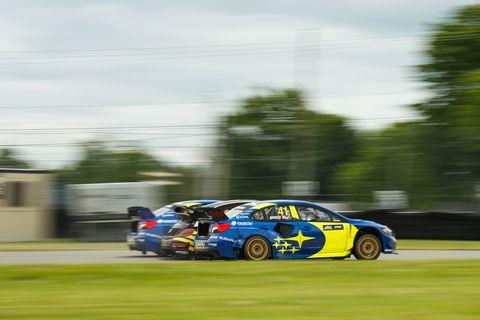 Land vehicle, Vehicle, Sports, Motorsport, Touring car racing, Rallycross, Stock car racing, Endurance racing (motorsport), Car, World Rally Car,