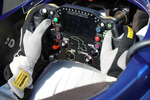 Sights from the IndyCar Series action ahead of the Honda Indy 200 at Mid-Ohio, Saturday July 27, 2019