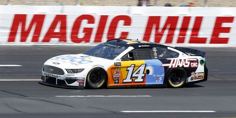 Sights from the NASCAR action at New Hampshire Motor Speedway, Friday July 19, 2019.