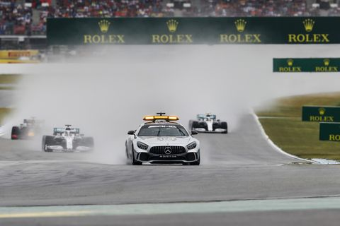 Sights from the F1 German Grand Prix, Sunday July 28, 2019