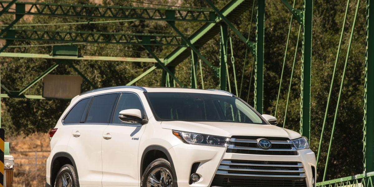 Top 3 Row Suvs In Fuel Economy For 2019