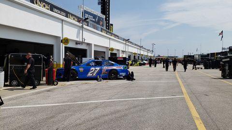 Sights from the NASCAR action at Daytona International Speedway, Thursday July 4, 2019