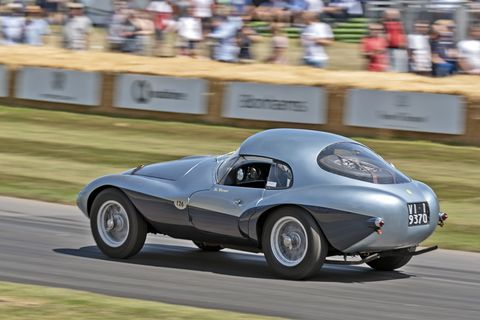 1950 Ferrari 166M 212 Export. Now this is a shape you just don't see anymore.