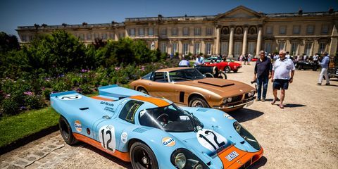 Chantilly Arts & Elegance Richard Mille 2019.Chantilly is a step above every other Concours on Earth, with Art & Elegance not only in the name but in every facet of this splendid show.