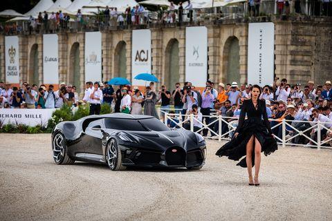 The Bugatti Voiture Noir