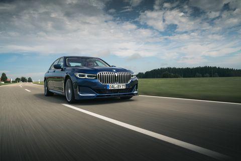 Ladies and gentlemen, the new 2020 AlpinaB7 xDrive Sedan
