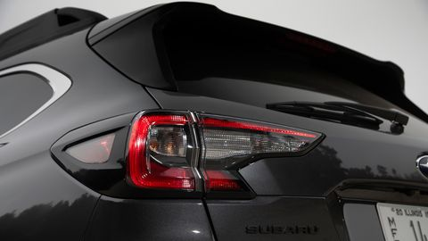 """<span style=""""font-size:14.0pt""""><span style=""""font-family:Geneva"""">The 2020 Subaru Onyx XT is perhaps a little more capable than the average Outback because it comes with a dual mode X-Mode that has specific settings for snow/dirt and deep snow/mud. </span></span>"""