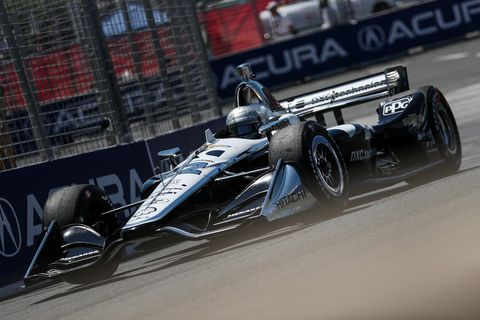 Sights from the IndyCar series action at the Honda Indy Toronto event Sunday, July 14, 2019