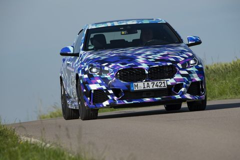"""<span style=""""font-size:11.0pt""""><span style=""""line-height:107%""""><span style=""""font-family:&quot;Calibri&quot;,sans-serif"""">2020 BMW 228i xDrive and 235i xDrive Gran Coupe prototypes are almost as much fun to drive as the&nbsp;M2 Competition Coupe but they have four doors</span></span></span>"""