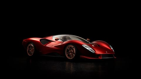 Land vehicle, Car, Vehicle, Automotive design, Red, Race car, Sports car, Supercar, Coupé, Performance car,