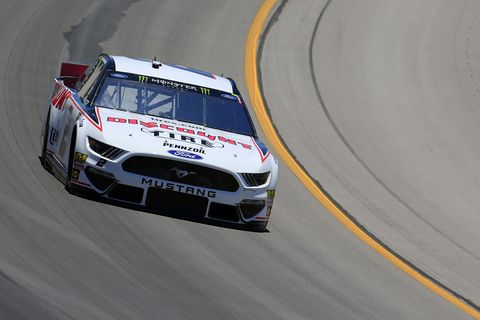 Sights from the NASCAR action at Kentucky Speedway, Friday July 12, 2019