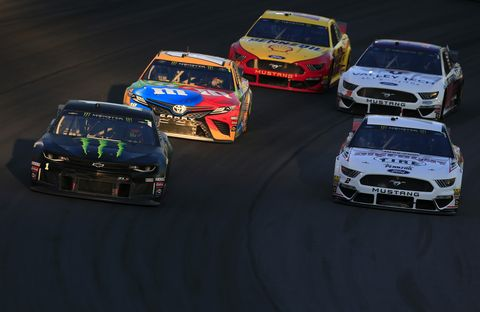 Sights from the NASCAR action at Kentucky Speedway, Saturday July 13, 2019.