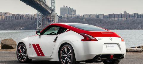 Land vehicle, Vehicle, Car, Sports car, Automotive design, Nissan 370z, Motor vehicle, Nissan, Wheel, Alloy wheel,