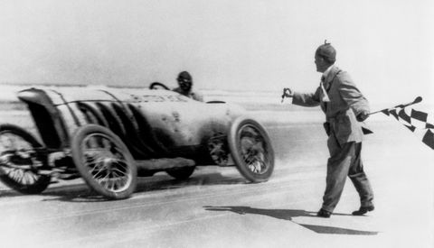 Before Karl Benz united with Gottlieb Daimler, there was Benz & Cie and its early race cars