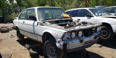 You can see some BMW 2002 in this car, and some of this car in the E30 that followed it.