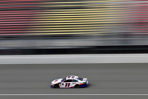 Sights from the NASCAR action at Michigan International Speedway, Friday August 9, 2019