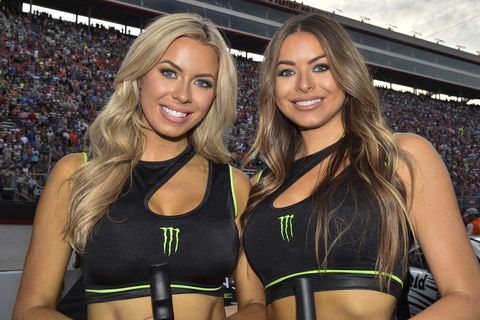 Sights from the NASCAR action at Bristol Motor Speedway, Saturday August 17, 2019