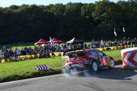 Sights from the 2019 WRC Rallye Deutschland won by Ott Tänak and Martin Järveoja