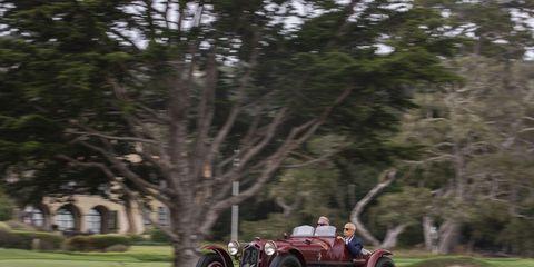 1933 Scuderia Ferrari Alfa Romeo 8C 2300 Monza