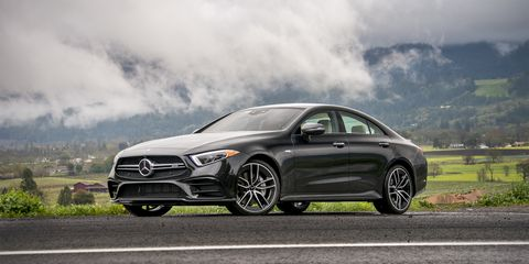 The AMG 53 lineup features Affalterbach's new take on power with the expected everyday performance driving experience.
