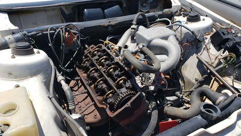 Motor vehicle, Engine, Vehicle, Auto part, Car, Automotive engine part,