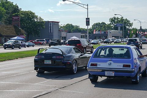 The 2019 Woodward Dream Cruise celebrated car culture in its usual over-the-top way with an estimated 40,000 vehicles and over a million spectators. Here's just a taste of what we saw on the avenue this year.