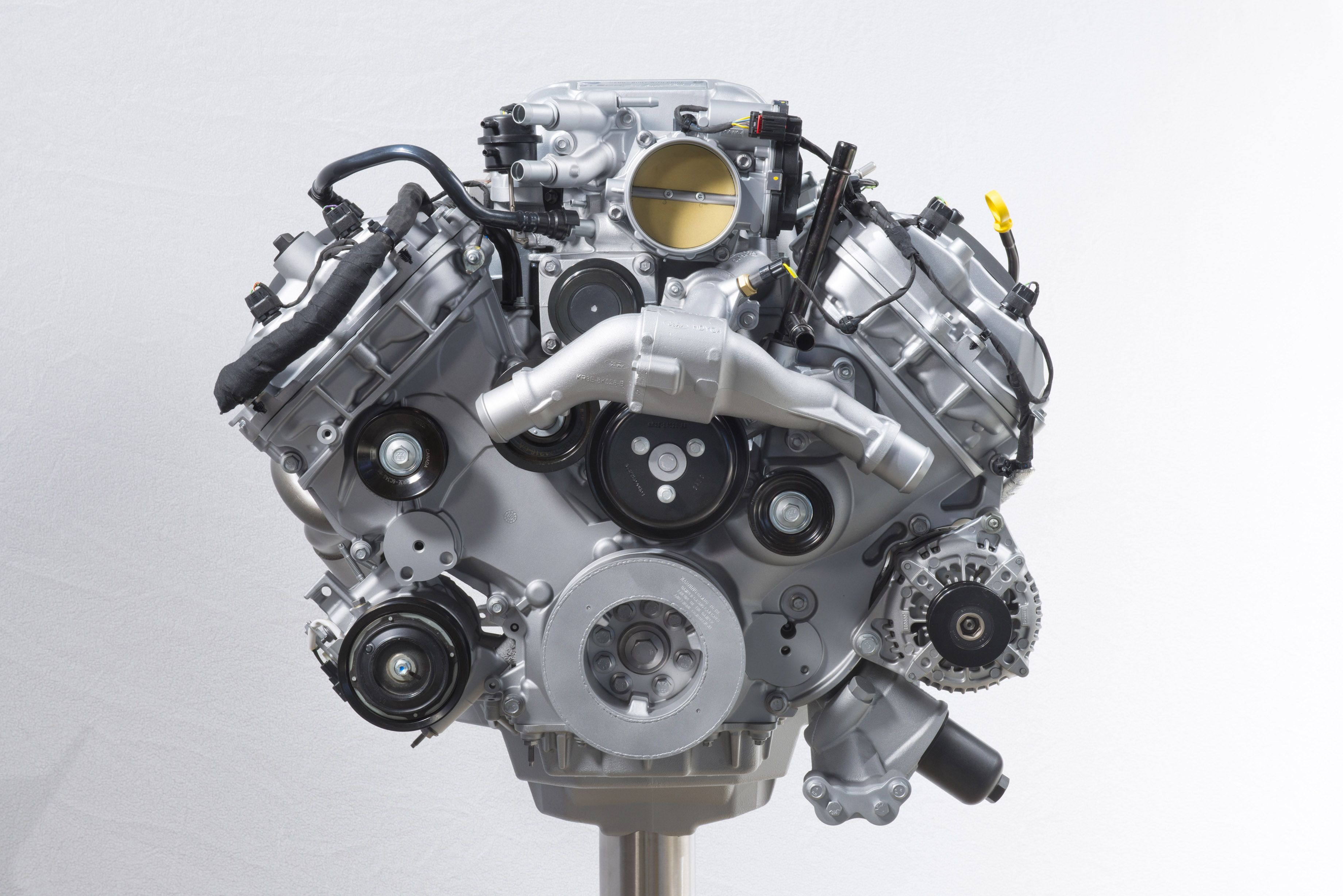 More Details About The Engine Of The 2020 Ford Shelby Gt500