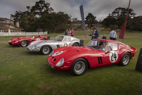 Ferrari 250 Testa Rossa GTO