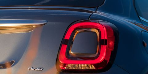 See the 2019 Fiat 500X in detail