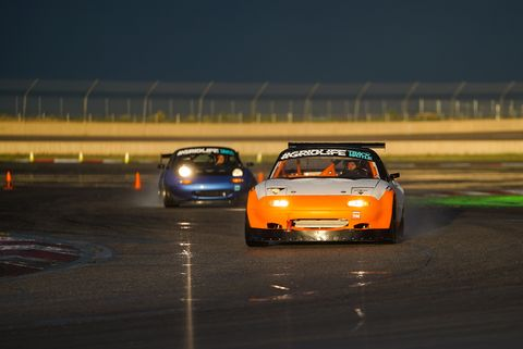 At Gridlife events,<span><span><span><span><span><span><span> drivers, celebrities, spectators and even the event organizers are all people who identify with each other thanks to the commonality of motorsports; brought together by racing, they form close bonds and create new communities. </span></span></span></span></span></span></span>