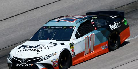 Sights from the NASCAR action at Darlington Raceway, Friday August 30, 2019