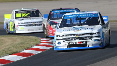 Sights from the NASCAR Trucks action at Canadian Tire Motorsport Park Sunday August 25, 2019