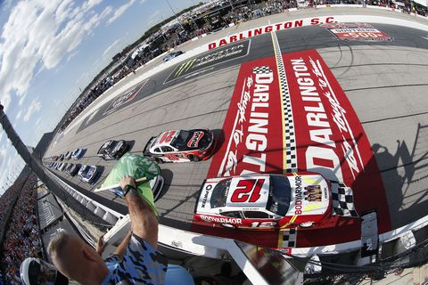 Sights from the NASCAR action at Darlington Raceway Saturday August 31, 2019