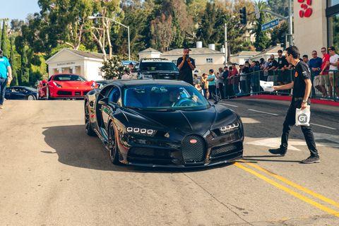 Bugatti entersSunset GT