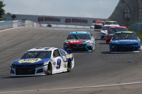 Sights from the NASCAR action at Watkins Glen International, Sunday August 4, 2019