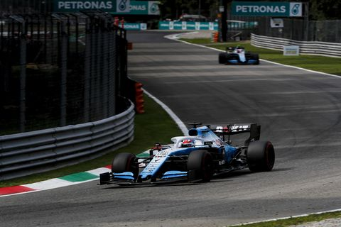 Sights from the F1 Italian Grand Prix at Monza, Saturday September 7, 2019