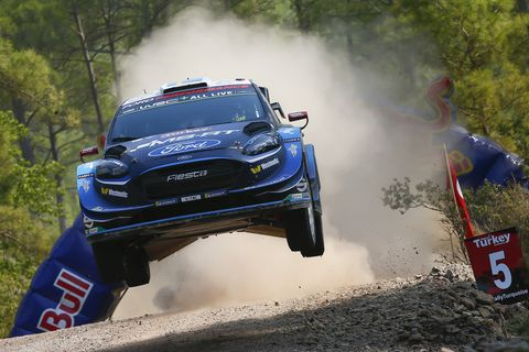 Sights from the WRC action at Rally Turkey 12-15 Sept. 2019