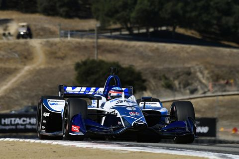 Sights ahead of the IndyCar Firestone Grand Prix of Monterey at WeatherTech Raceway Laguna Seca Friday Sept. 20, 2019.