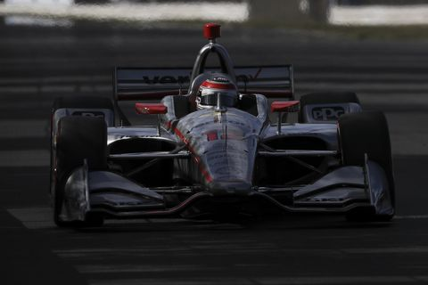 Sights from the action at the IndyCar Grand Prix of Portland, Sunday September 1, 2019