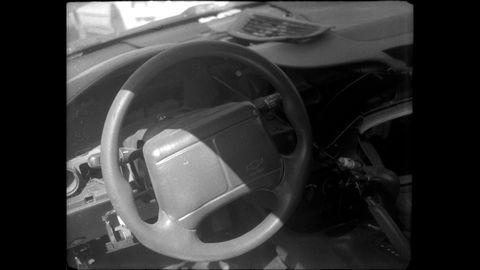 Car, Vehicle, Steering wheel, Steering part, Automotive design, Automotive wheel system, Family car, Auto part, Mid-size car, Wheel,