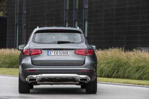 Take a look at the 2020 Mercedes-Benz GLC 350e 4Matic EQ Power