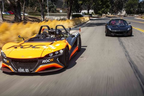 Mexican-made Vuhl 05 ROCroadster is a track monster that goes on the street (in some states)